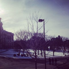 Photo taken at Watson Hall by Ranon B. on 1/26/2012