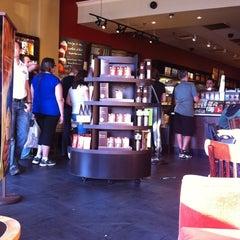 Photo taken at Starbucks by Jennifer M. on 10/8/2011