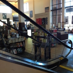 Photo taken at Barnes & Noble by Topher A. on 9/2/2012
