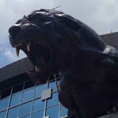 Photo taken at Bank of America Stadium by Tyrone B. on 6/25/2012