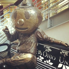 Photo taken at The Ohio Union by Hannah on 8/7/2012