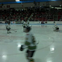 Photo taken at Young Arena by Jordan K. on 2/18/2012