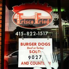 Photo taken at Frisco Fried by Schlomo R. on 7/13/2012