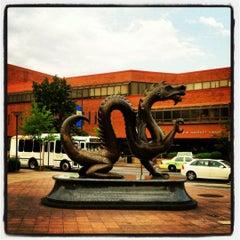 Photo taken at Drexel University by Joseph M. on 6/22/2012
