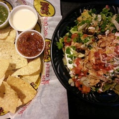 Photo taken at Moe's Southwest Grill by Ginger G. on 9/9/2012