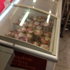 Photo taken at Carrefour Bairro by Daniel V. on 5/6/2012