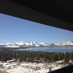 Photo taken at Forest Buffet at Harrah's Hotel Casino Lake Tahoe by Tiphannie W. on 3/4/2012