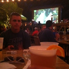 Photo taken at Panini's Bar and Grill by Luke W. on 8/5/2011