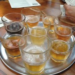 Photo taken at Southern Pacific Brewing by Chamin M. on 3/15/2012