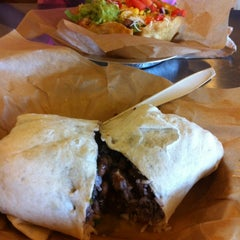 Photo taken at Qdoba Mexican Grill by Cynthia N. on 5/3/2012