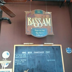 Photo taken at Cafe Bassam by James H. on 3/2/2012