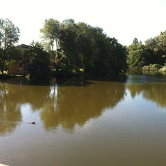 Photo taken at Wentworth College by Sam B. on 8/9/2012