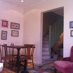 Photo taken at Brigadeiro Doceria & Café by Diego D. on 8/12/2012