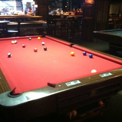 Photo taken at Buffalo Billiards by Katie N. on 6/1/2012