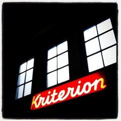 Photo taken at Kriterion by Jools on 2/6/2011