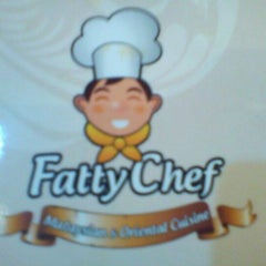 Photo taken at Fatty Chef Cuisine by Ayie I. on 10/29/2011