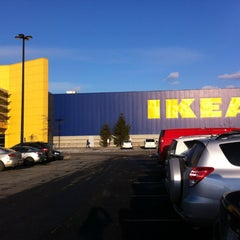 Photo taken at IKEA by Cathy D. on 12/11/2011