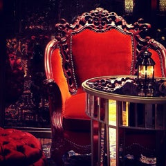 Photo taken at Crimson Lounge by Philip P. on 6/24/2012