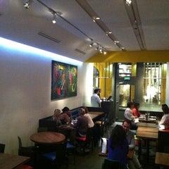 Photo taken at KGB (Kitchen Galerie Bis) by Olivier S. on 7/2/2011