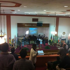 Photo taken at Bethel Gospel Assembly by WeHarlem on 6/3/2012
