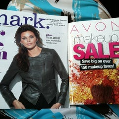 Photo taken at AVON Beauty Center by Christina H. on 2/27/2012