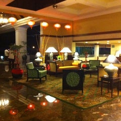 Photo taken at Miri Marriott Resort & Spa by NAM on 2/17/2011