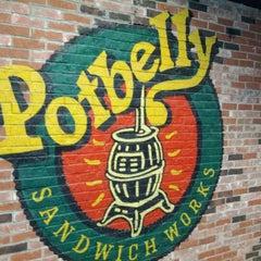 Photo taken at Potbelly Sandwich Shop by Ben L. on 12/29/2011
