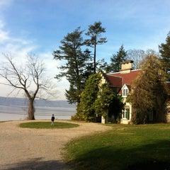 Photo taken at Sunnyside: Home of Washington Irving by Jay G. on 11/27/2011