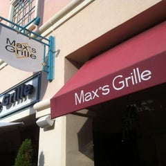 Photo taken at Max's Grille by Grant F. on 10/13/2011