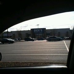 Photo taken at Dick's Sporting Goods by Steve O. on 3/7/2012