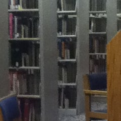 Photo taken at AU – Bender Library by Rebecca D. on 10/18/2011
