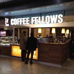 Photo taken at Coffee Fellows by Thorsten S. on 2/21/2012