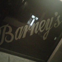 Photo taken at Barney's by Tania S. on 11/13/2011