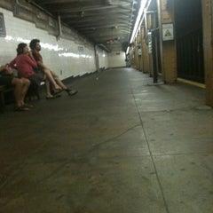 Photo taken at MTA Subway - 7th Ave (B/Q) by Edbury E. on 7/16/2011