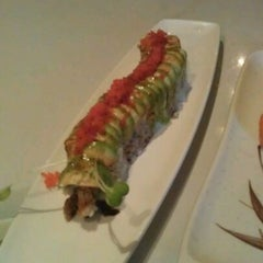 Photo taken at Sansei Seafood Restaurant & Sushi Bar by Kevin N. on 9/18/2011
