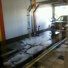 Photo taken at Premier Car Wash by Kevin P. on 7/7/2012