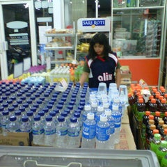 Photo taken at Indomaret Cipete Raya by Ferry E. on 12/29/2011
