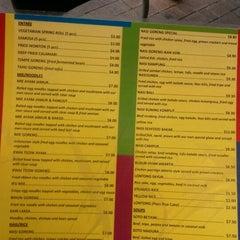 Photo taken at Bintang Cafe by grum on 9/20/2011