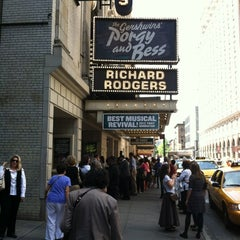Photo taken at Richard Rodgers Theatre by Gary K. on 5/12/2012