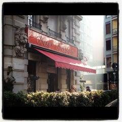 Photo taken at Bar Basso by Salvatore U. on 1/14/2012