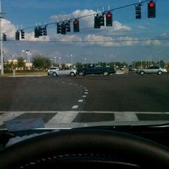 Photo taken at Big Bend Rd & 301 by Karina A. on 1/25/2012