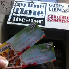 Photo taken at Prime Time Theater by Anni T. on 4/20/2012