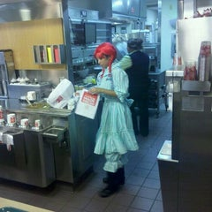 Photo taken at Wendy's by Curtis on 5/18/2012