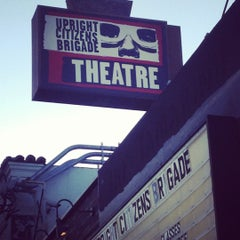 Photo taken at Upright Citizens Brigade Theatre by Dalton H. on 7/15/2012