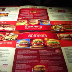 Photo taken at Red Robin Gourmet Burgers by Brian A. on 2/26/2012