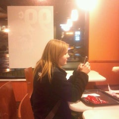 Photo taken at Taco Bell by Devin S. on 1/12/2012
