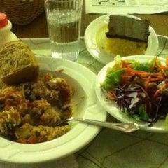 Photo taken at Elizabeth Waters Dining Room by Dan R. on 3/24/2011