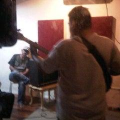 Photo taken at Amp jam studio by Azruddin N. on 1/24/2012