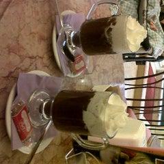 Photo taken at Caffè Ferracina by Ira S. on 11/17/2011