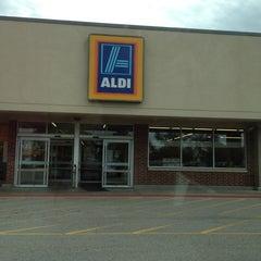 Photo taken at Aldi by Christy C. on 10/17/2011